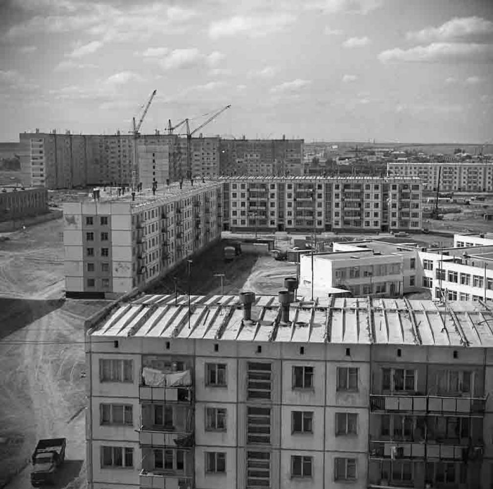 Фото строительства г заринска алтайского края